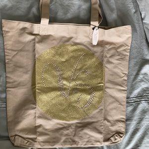 VS Canvas Tote Bag